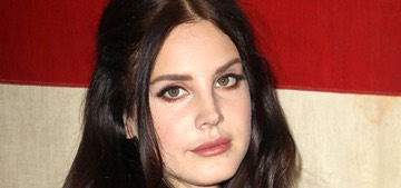 Lana Del Rey: 'It's hard for me to go on when I know we're going to die'