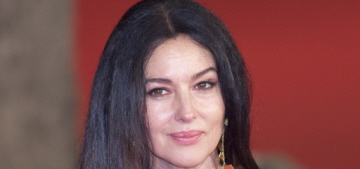 Monica Bellucci, 51: 'The menopause is going to be great: no periods anymore'