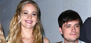Josh Hutcherson: the thought of 'women's pay' sounds completely 'ignorant'