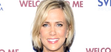 Kristen Wiig was genuinely 'bummed' at the female 'Ghostbusters' backlash