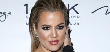 Khloe Kardashian will totally dump Lamar Odom again if he does drugs