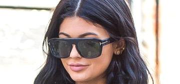 Kylie Jenner & Tyga's newest pet is a $50k merle tri English Bulldog