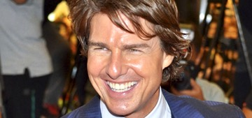 Tom Cruise got weirdly territorial about the refrigerator on the 'Mena' set