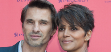 Halle Berry & Olivier Martinez are divorcing after two years of marriage