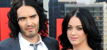 Is Russell Brand trashing 'vapid' Katy Perry in his new film's trailer?