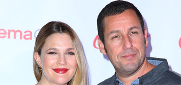 Drew Barrymore on Adam Sandler: 'I knew that we were supposed to be a team'