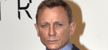 Daniel Craig: James Bond is 'sexist' and 'quite sad & lonely a lot of the time'