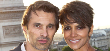 People: Halle Berry 'always puts her kids first & she and Olivier are still friends'