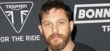 Tom Hardy on his potential Oscar nom: 'Inevitably someone will get bitten'