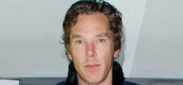 Benedict Cumberbatch makes impassioned speech: 'F–k the politicians'