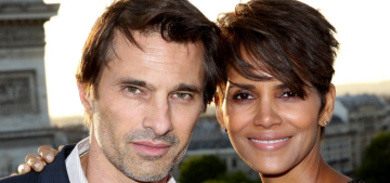 Olivier Martinez 'not happy' that Halle Berry is 'the breadwinner' in their marriage