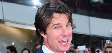 Tom Cruise plays adult hide-and-seek & throws tantrums over cookie dough