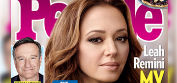 Leah Remini has nothing but respect for 'ballsy' Katie Holmes for leaving CO$