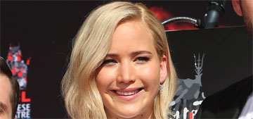 Jennifer Lawrence was inspired by Katniss to write her pay disparity essay