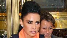 Jordan/ Katie Price turned down offer to dine at Buckingham Palace
