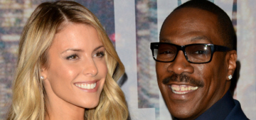 Eddie Murphy, 54, is expecting his ninth child with girlfriend Paige Butcher