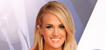 Carrie Underwood in Gauri and Nainika at the CMA Awards: fussy or lovely?