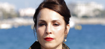 Noomi Rapace reportedly in talks to play Amy Winehouse in a bio-pic: eh?