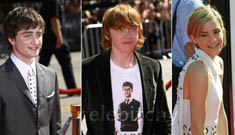 LA Premiere of Harry Potter and the Order of the Phoenix
