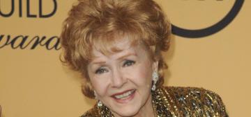 Debbie Reynolds had her bottom groped by Prince Philip & Bobby Kennedy