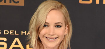 Jennifer Lawrence: 'Of course I wash my hands after going to the bathroom!'