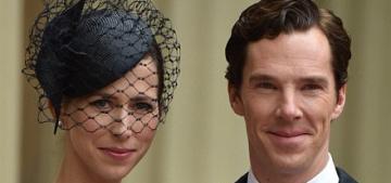 Benedict Cumberbatch, CBE: 'I'll still speak my mind' about politics, refugees