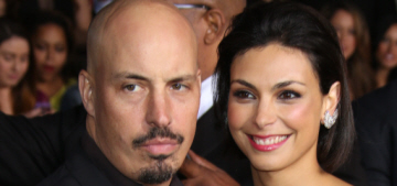 Morena Baccarin & Austin Chick's custody battle is still messy, no surprise
