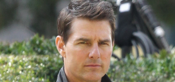 Tom Cruise is 'freaking out' about Leah Remini, 'he's letting CoS discredit her'