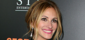 Julia Roberts: Jennifer Lawrence is 'a young, fabulous, talented whippersnapper'