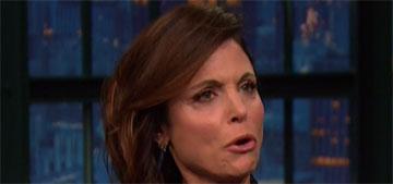 Bethenny Frankel says Martha Stewart dislikes her, always says negative things