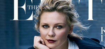 Kirsten Dunst: 'I want a guy to pay for dinner & open the door for me'