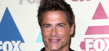 Rob Lowe decided to tweet some offensive 'jokes' during the Paris Attacks