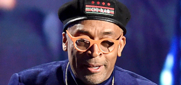 Spike Lee: It's easier to be a black POTUS than a black studio chief
