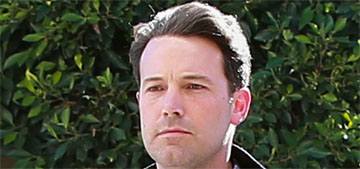Ben Affleck's nanny got back with her fiance, moved to The Bahamas