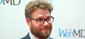 Seth Rogen on Sony Hack: 'the hardest professional thing' he's dealt with