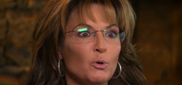 Sarah Palin says she's 'happy' about Bristol Palin's second unwed pregnancy