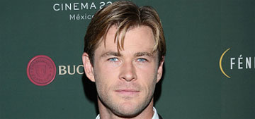 Chris Hemsworth on fatherhood: he loves it but 'knows what frustration is'