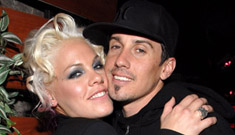 Carey Hart & Pink are back together: 'we're working sh*t out'
