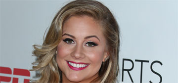 Olympian Shawn Johnson: 'gaining weight & being [criticized] was difficult'