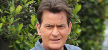 TMZ's source: Charlie Sheen 'has had at least 200 partners' in the last 2 years