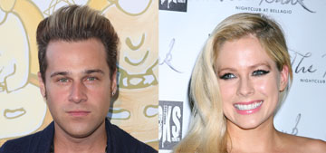 Avril Lavigne and Ryan Cabrera are living together as 'just roommates': really?