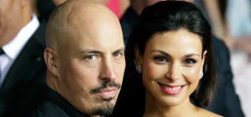 Morena Baccarin ordered to pay her ex, Austin Chick, $23K a month: fair or unfair?