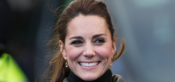 Duchess Kate, while holding William's rope: 'William, how much do you love me?'
