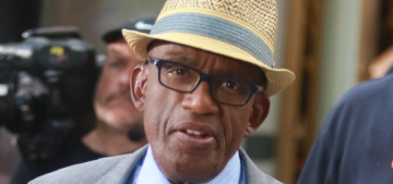 Al Roker: 'Ignorant, racist' taxi driver refused to pick up me & my son in NYC