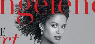 Gugu Mbatha-Raw covers Angeleno: pretty or bad fashion?