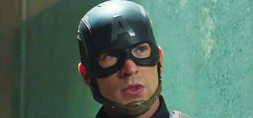"""Enjoy the 'Captain America: Civil War' trailer with your turkey & gravy"" links"
