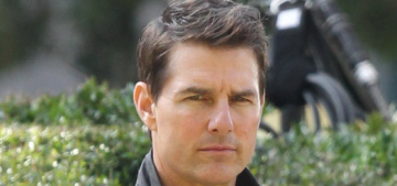 Tom Cruise reportedly hasn't seen daughter Suri Cruise in more than 800 days