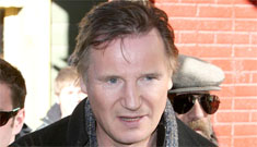 Liam Neeson signs on for first film since Natasha's death