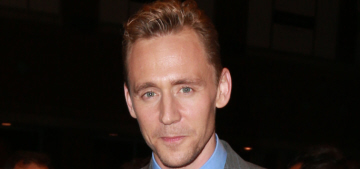 Star: Tom Hiddleston dumped Elizabeth Olsen before he left for 'Skull Island'