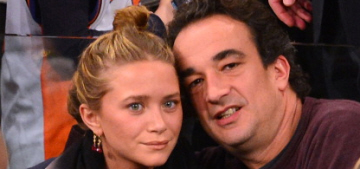Mary-Kate Olsen, 29, married Olivier Sarkozy, 46, in NYC over the holidays